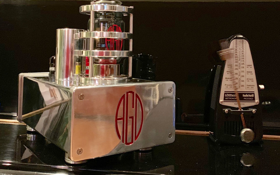 Amplificateur de puissance Audion AGD