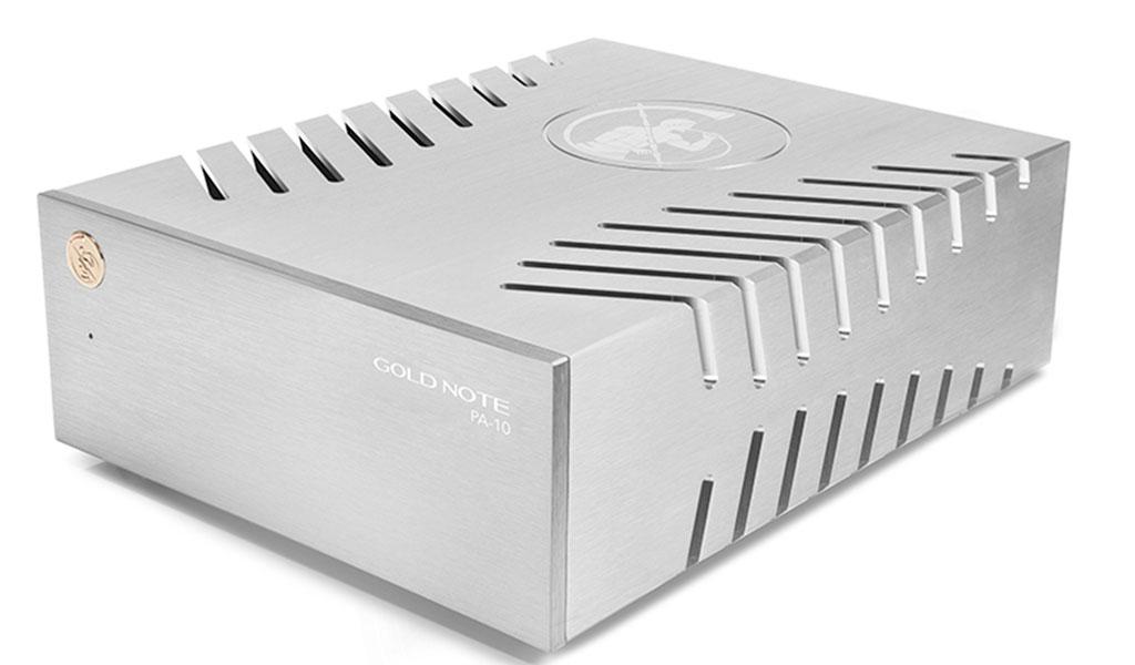 GoldNote_PA-10_Power-Amplifier_Amplifier-Finale_line10_side-view_silver_finish