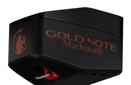 Cellule phono MC Machiavelli Red