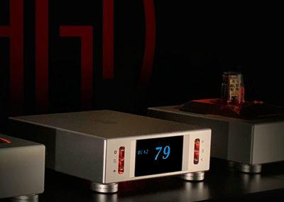 préampli – DAC – streamer et pré-phono Andante AGD