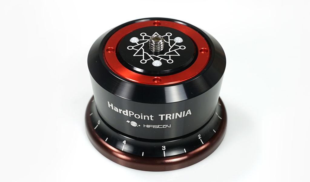 Hardpoint TriniaDécouplage HifiStay