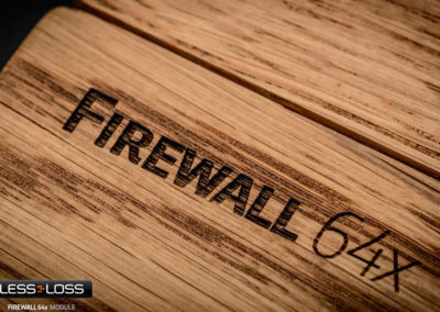 Conditionneur de courant LessLoss Firewall 64 X
